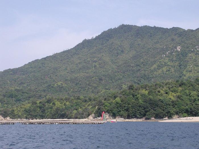 宮島の西側の海で釣り_c0116915_22522342.jpg
