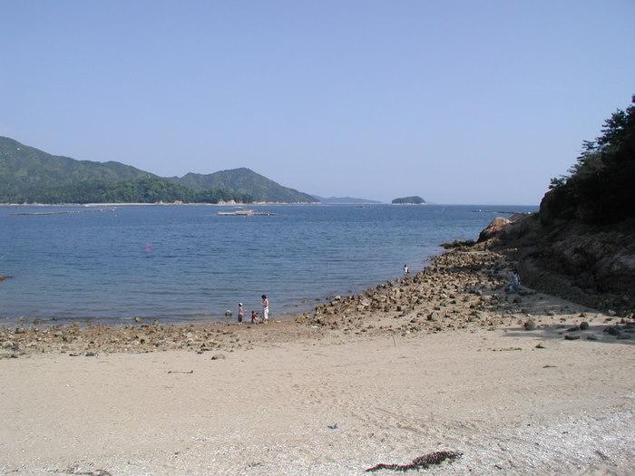 宮島の西側の海で釣り_c0116915_2253617.jpg