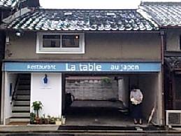 新しいフランス料理屋さんです。_e0110119_1732554.jpg