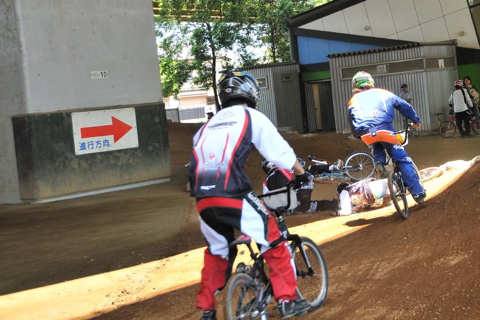 2009JOSF川口ゴリラ公園6月定期戦VOL3:全クラス予選その2_b0065730_18442542.jpg