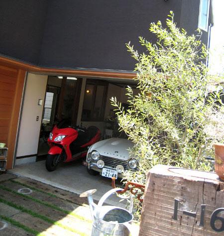 1年検査と植栽工事/西東京 南沢の基地_c0089242_12591036.jpg