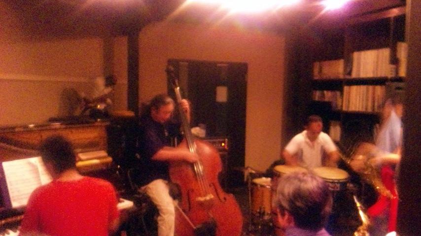 Jazz Night  Minga Live_f0059665_16581988.jpg
