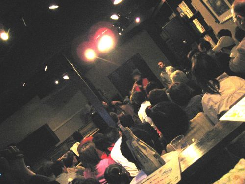 Jazz Night  Minga Live_f0059665_16583444.jpg