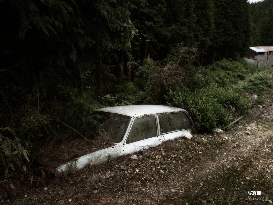 埋もれた車_f0021869_23224880.jpg