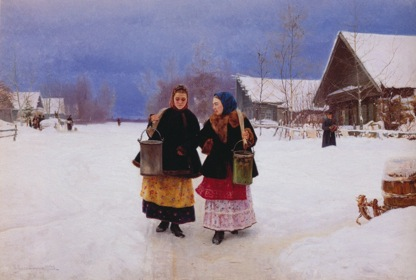 「ロシア国立トレチャコフ美術館」展_a0092659_1252394.jpg