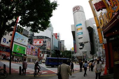 6月9日(火) 今日の渋谷109前交差点_b0056983_18435444.jpg