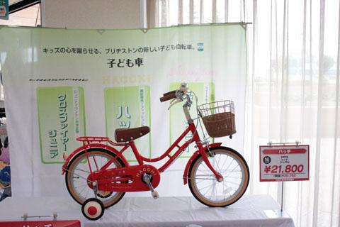 2009年夏 ブリヂストン新車発表会_e0126901_1258022.jpg