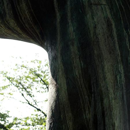 比治山公園   ヘンリームーア(1898~1986)_f0099102_22331533.jpg