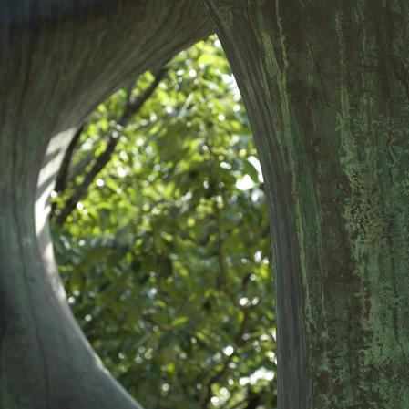 比治山公園   ヘンリームーア(1898~1986)_f0099102_22333298.jpg