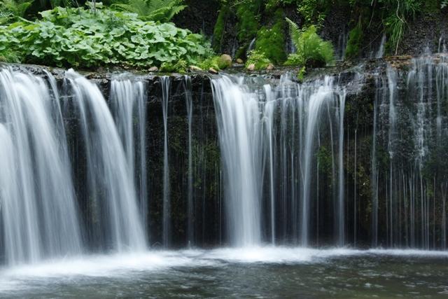 白糸の滝で_f0091207_236525.jpg