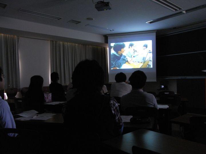 大学院共通授業「研究者のための映像制作技法」_c0025115_19574279.jpg