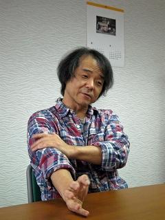 「宮本武蔵」 押井守オフィシャルインタビュー _e0025035_1333155.jpg