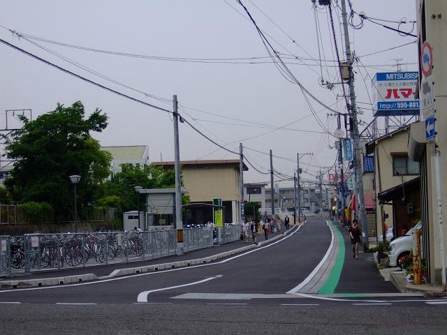 JR海田市駅前北口通りの道路改良・拡張工事終了_b0095061_8424568.jpg
