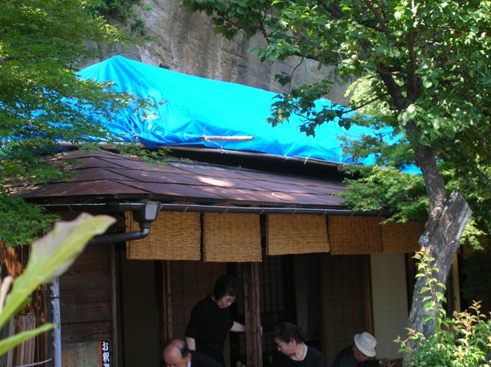 北鎌倉の神々の取り扱いを龍隠庵が了承_c0014967_185858.jpg