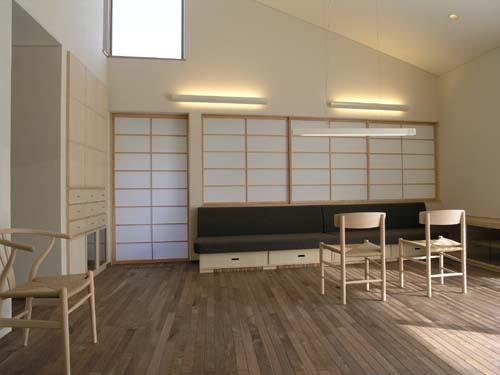 東のデザイン4「桜坂の家2」続き_f0155409_4372456.jpg
