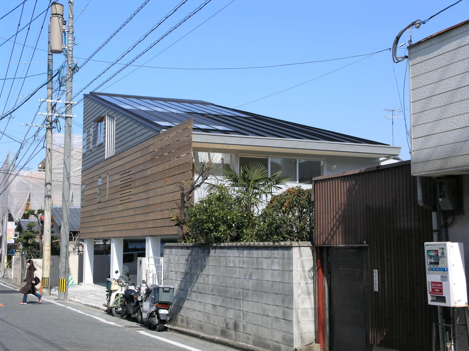 東のデザイン4「桜坂の家2」続き_f0155409_4392183.jpg