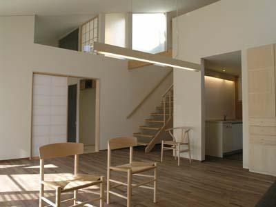 東のデザイン4「桜坂の家2」続き_f0155409_4393589.jpg