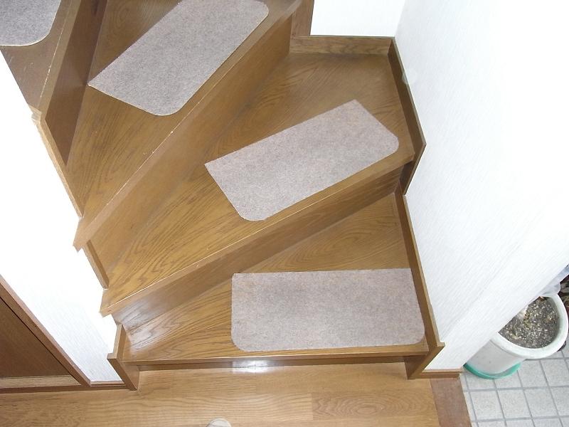 N様邸 階段昇降機設置前の様子_b0171510_15214814.jpg