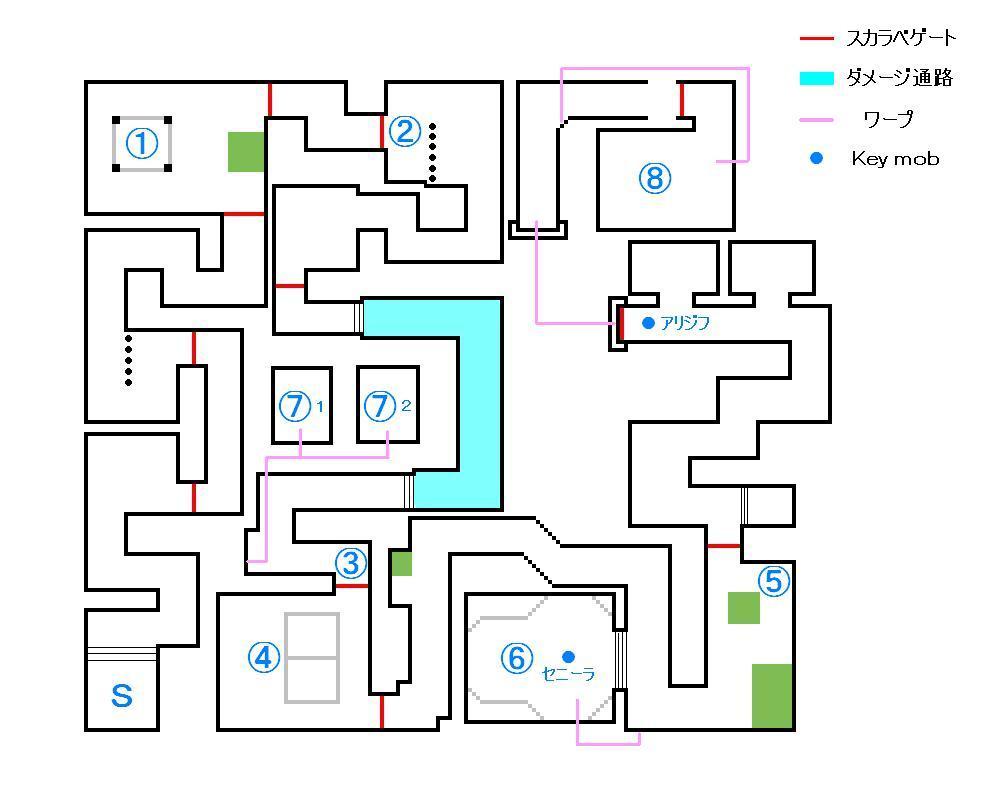 寺B2 地図完成(仮)したよ!_e0011511_15215119.jpg