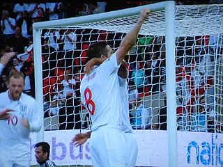 イングランド×アンドラ 2010FIFAワールドカップ欧州予選_c0025217_187051.jpg