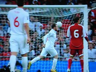 イングランド×アンドラ 2010FIFAワールドカップ欧州予選_c0025217_1872283.jpg