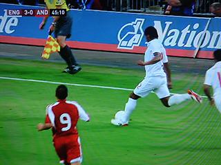 イングランド×アンドラ 2010FIFAワールドカップ欧州予選_c0025217_1874895.jpg