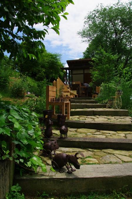 「ターシャの庭」にて ~花フェスタ記念公園~_d0145934_113998.jpg