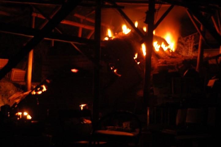 窯焚き 2009春_b0027248_23521487.jpg