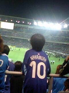 サッカー日本代表戦へ行く_d0128268_1253755.jpg