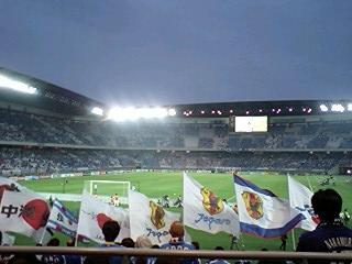 サッカー日本代表戦へ行く_d0128268_12572994.jpg