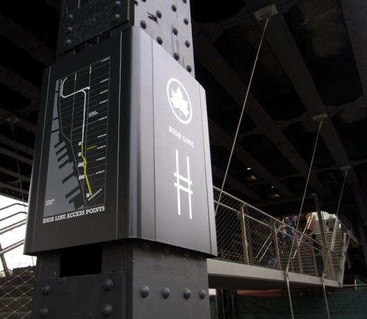 ニューヨークに空中公園ハイラインがついにオープン! The High Line_b0007805_111750100.jpg