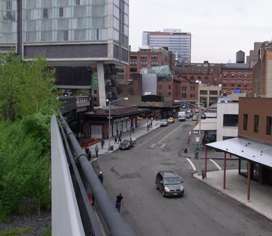 ニューヨークに空中公園ハイラインがついにオープン! The High Line_b0007805_11503711.jpg