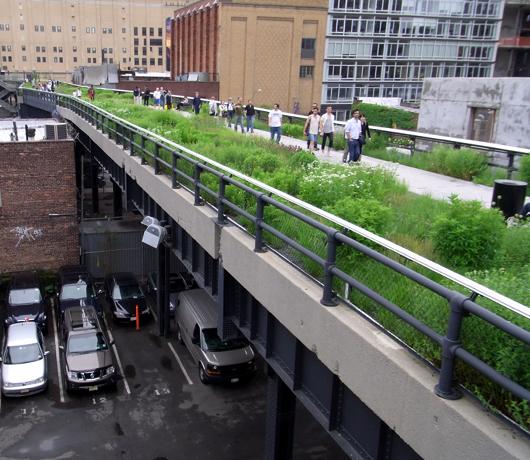 ニューヨークに空中公園ハイラインがついにオープン! The High Line_b0007805_11593015.jpg