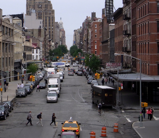 ニューヨークに空中公園ハイラインがついにオープン! The High Line_b0007805_12103441.jpg