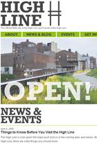 ニューヨークに空中公園ハイラインがついにオープン! The High Line_b0007805_123178.jpg
