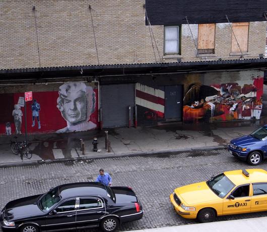 ニューヨークに空中公園ハイラインがついにオープン! The High Line_b0007805_1256936.jpg