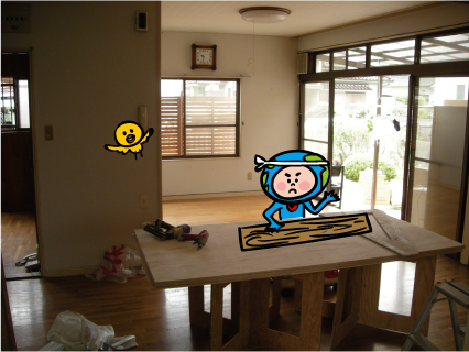 4/20 キッチン&トイレ&お風呂リフォーム vol.1_d0125228_1244366.jpg