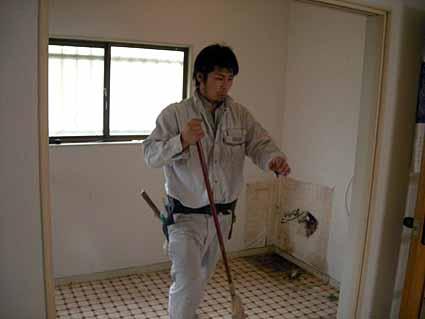 4/20 キッチン&トイレ&お風呂リフォーム vol.1_d0125228_1245881.jpg