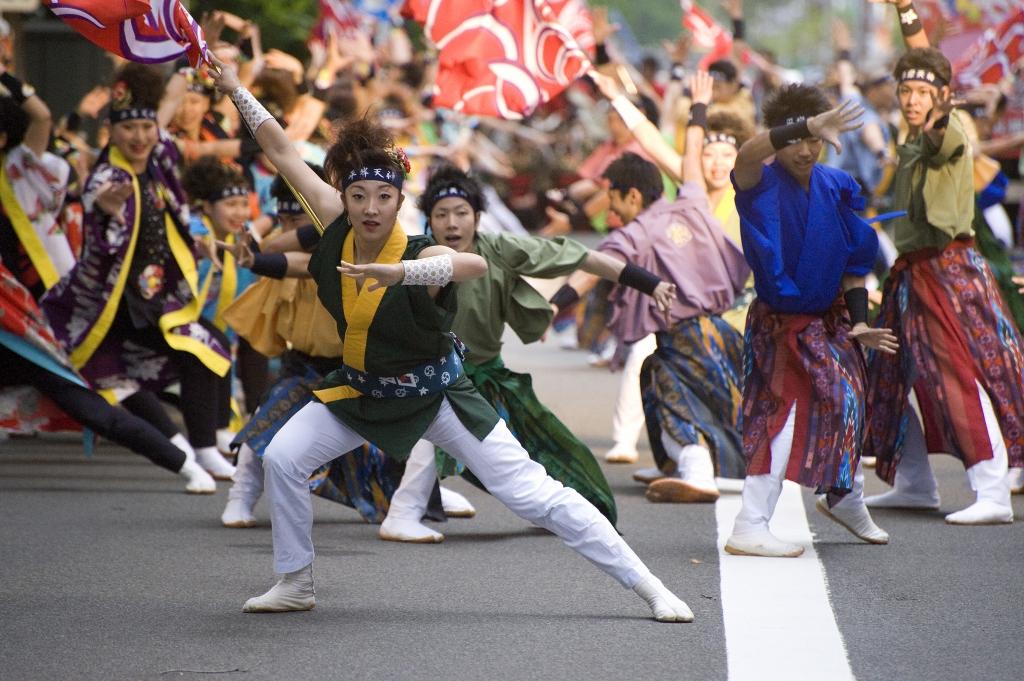 YOSAKOI ソーラン祭り_c0051132_21193717.jpg
