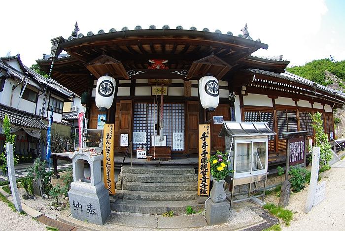 尾道 海龍寺_c0152379_1712614.jpg
