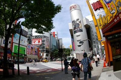 6月12日(金)今日の渋谷109前交差点_b0056983_14143090.jpg