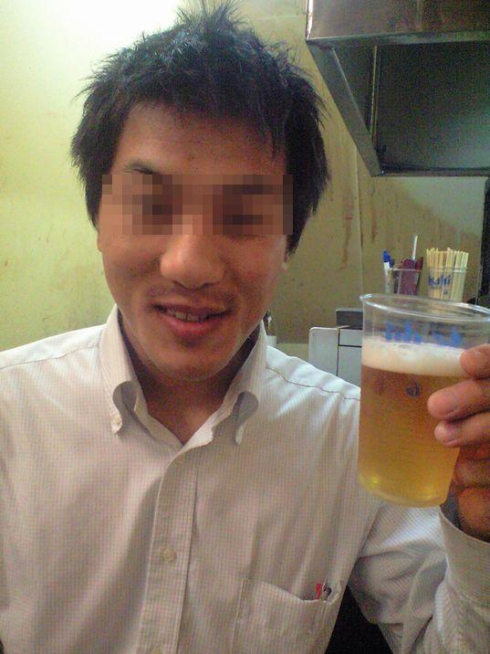 スタンディングバー in 大阪堂島(もんちゃん)_f0097683_22391768.jpg