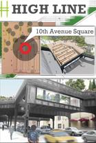 ハイラインの上にできた展望台スペース 10th Avenue Square_b0007805_7502014.jpg