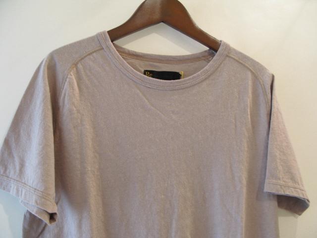 新作『Cotton×Linen Saddle Raglan T-shirt』_e0142928_1653470.jpg