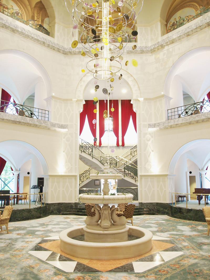 滋賀 オフ会 ROYAL OAK HOTEL SPA&GARDENS _f0021869_23405747.jpg