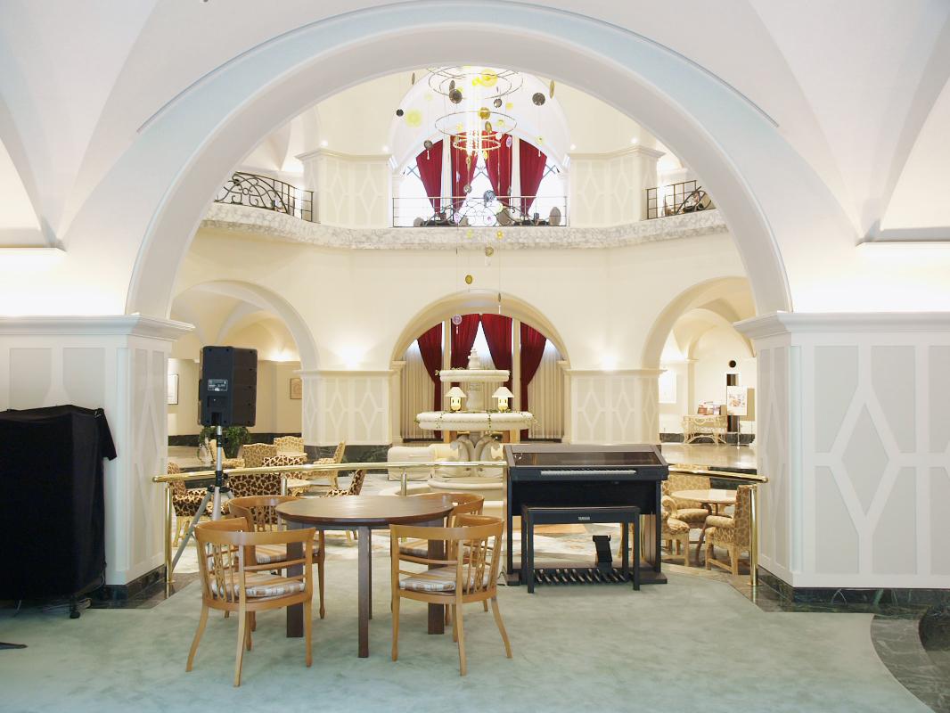 滋賀 オフ会 ROYAL OAK HOTEL SPA&GARDENS _f0021869_23423051.jpg