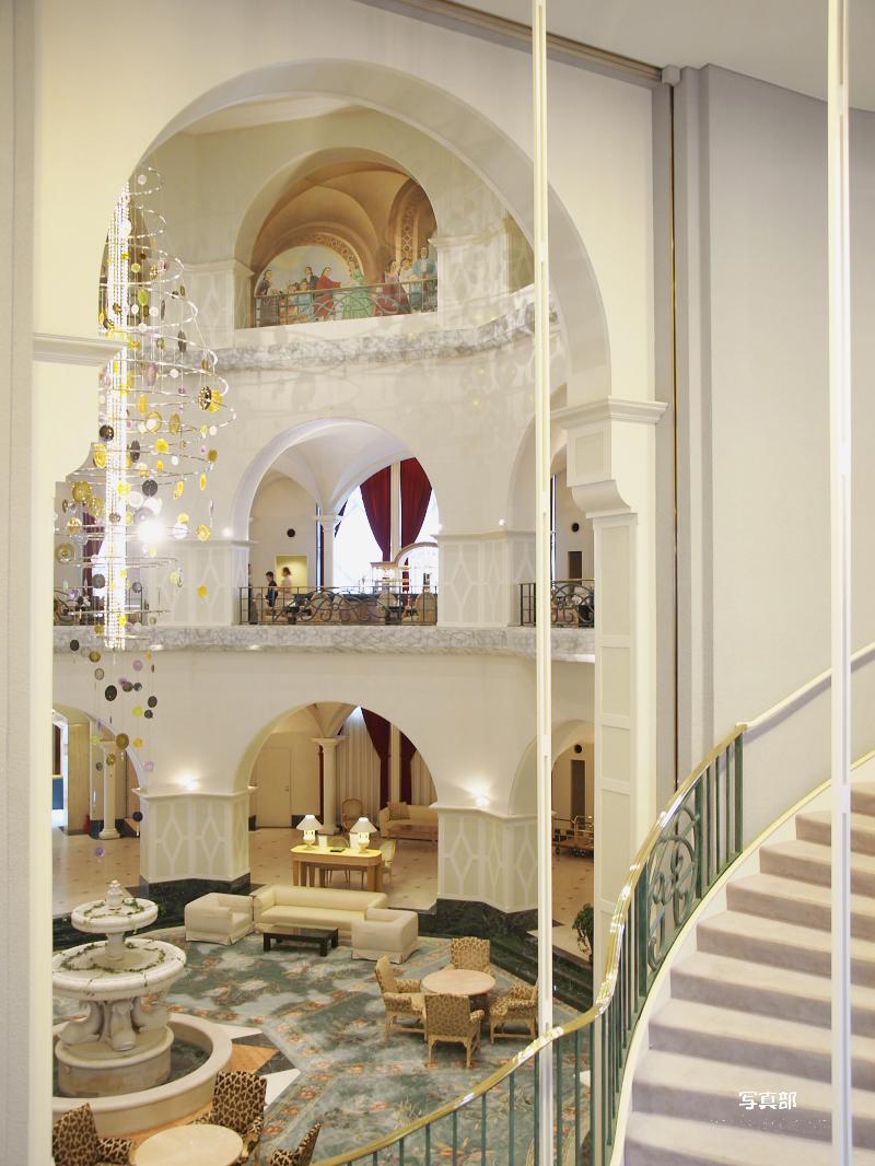滋賀 オフ会 ROYAL OAK HOTEL SPA&GARDENS _f0021869_23481256.jpg