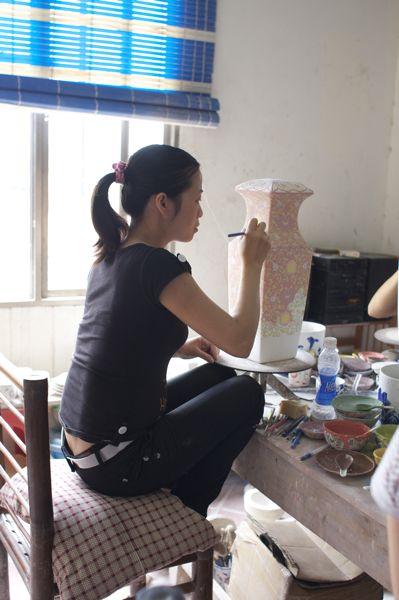 ベトナム、ハロン湾からバッチャン焼の町へ_d0148902_1251622.jpg