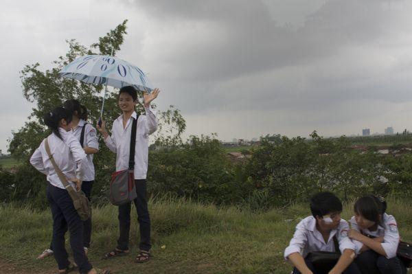 ベトナム、ハロン湾からバッチャン焼の町へ_d0148902_15173360.jpg