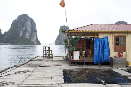ベトナム、ハロン湾(3)水上生活_d0148902_2511922.jpg